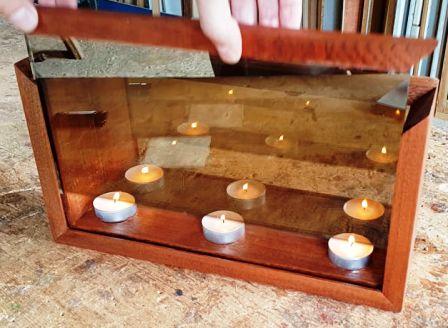 1000 Bayangan Cara Membuat Cermin Lilin Tanpa Batas