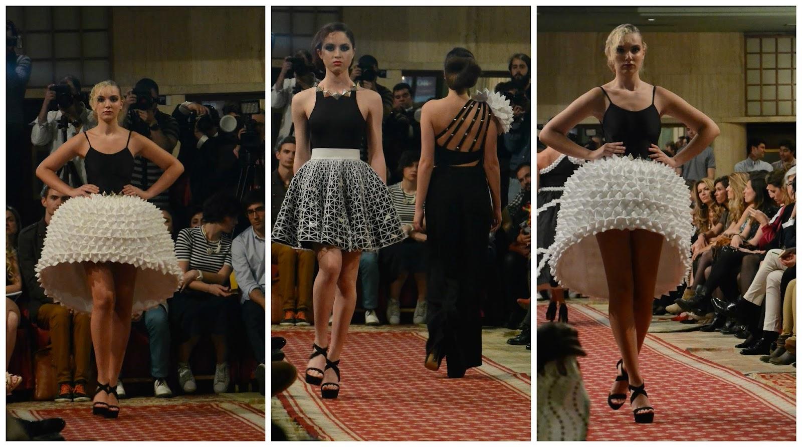 Laura Cosmea Premios Nacionales a la Moda para Jóvenes Diseñadores