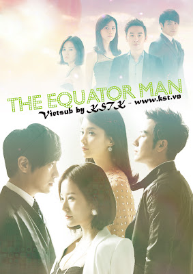 The Equator Man - Man From The Equator - 적도의 남자 2012