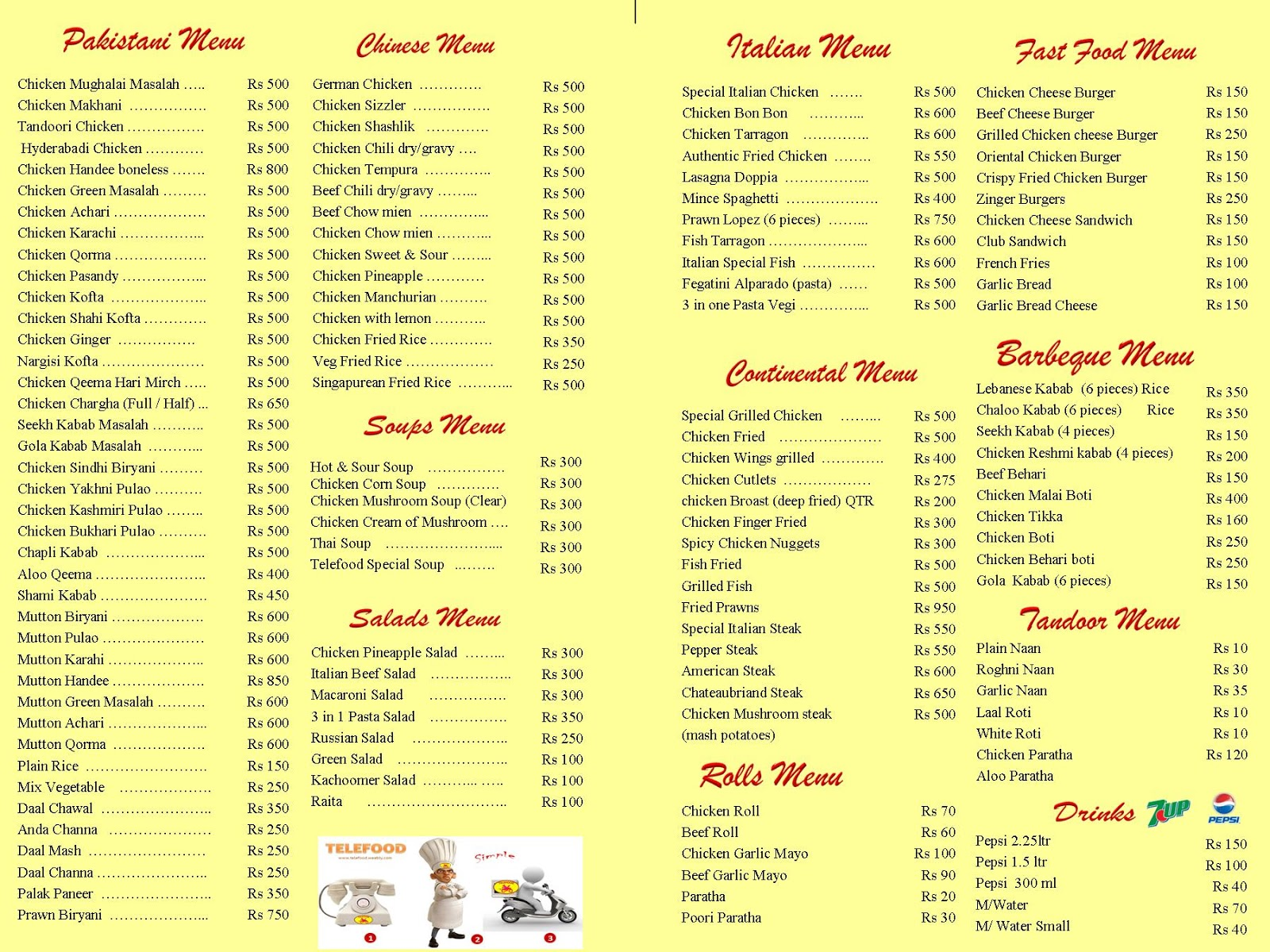 Restaurants in karachi restaurants in karachi for X cuisine miri menu