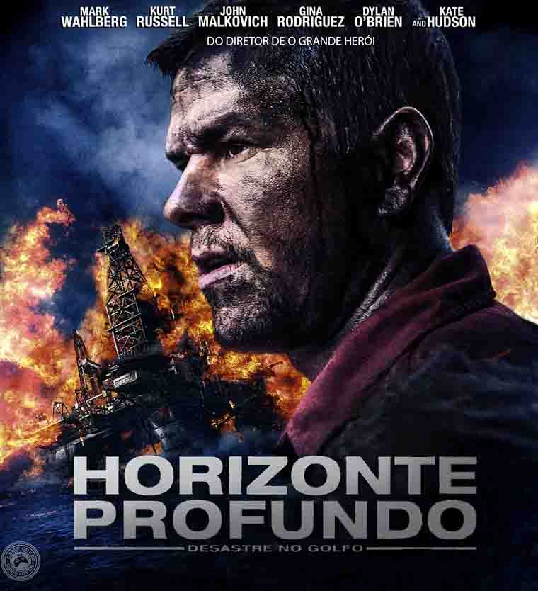 Horizonte Profundo: Desastre no Golfo Torrent – BluRay 720p/1080p Dublado (2017)