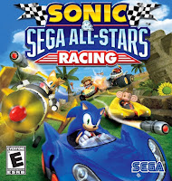 Morgan's Milieu | Would You Let Your Child Play 18 Rated Games?: Sonic Sega All-Stars Racing