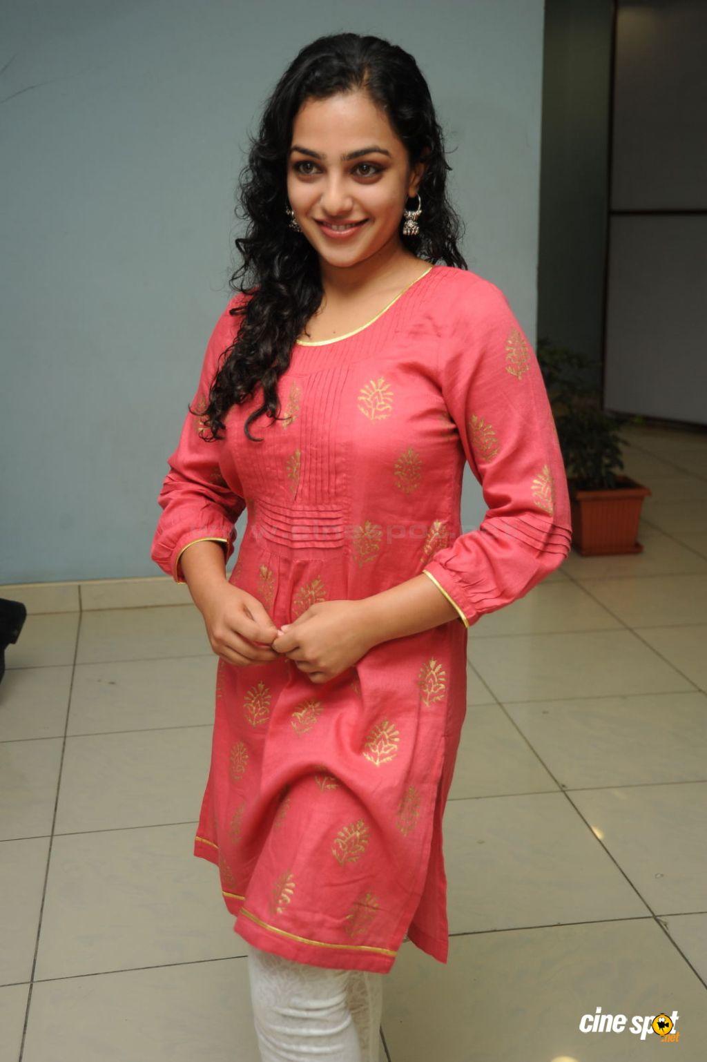 Kochunda Nithya Menon South Actress Photosstills