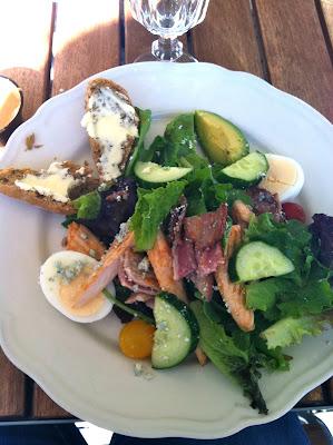 cobsallad, Smörgåsspecialisten Alingsås, bästa salladsbaren
