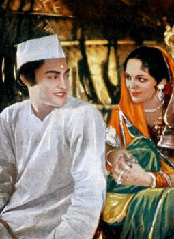 Achhut Kanya (1936 - movie_langauge) - Devika Rani, Ashok Kumar, P.F. Pithawala, Kamta Prasad, Kishori Lal, Kusum Kumari, Pramila, Anwari Begum, Ishrat, Najam Naqvi