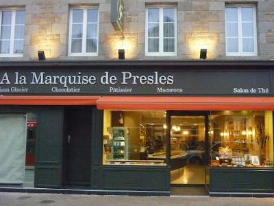 à la marquise de Presles - Granville