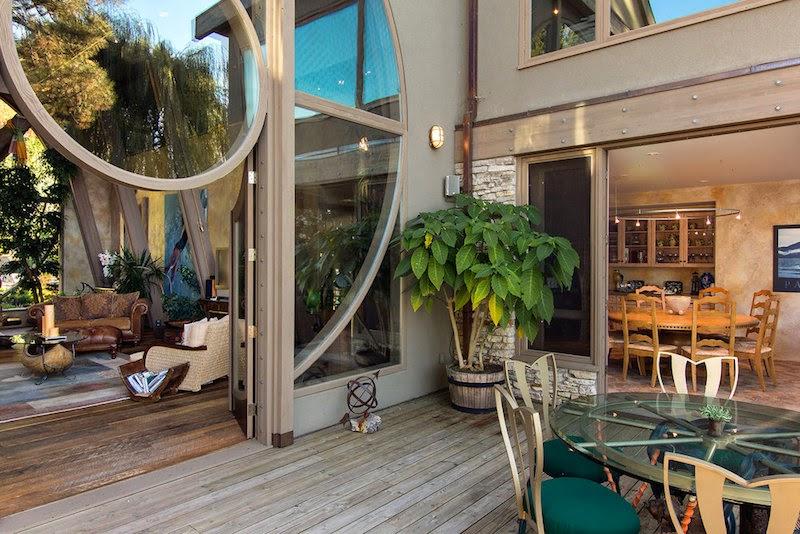 hogares frescos casa okanagan lakeshore con un dise o