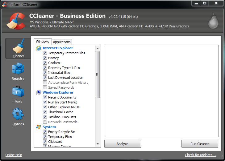 Download CCleaner 4.02.4115 Terbaru Full Version