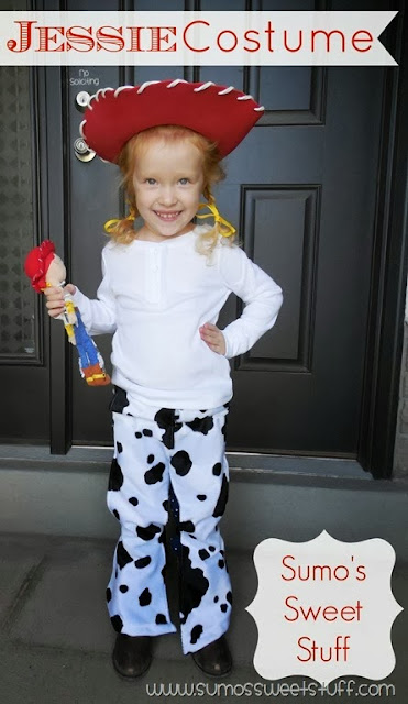 how to make a cowgirl costume
