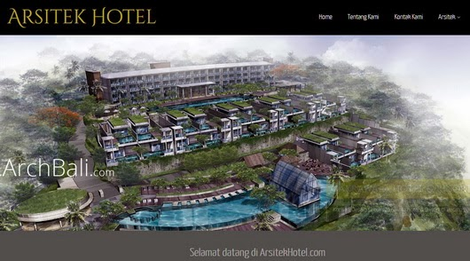 partner pemasaran arsitek hotel & villa