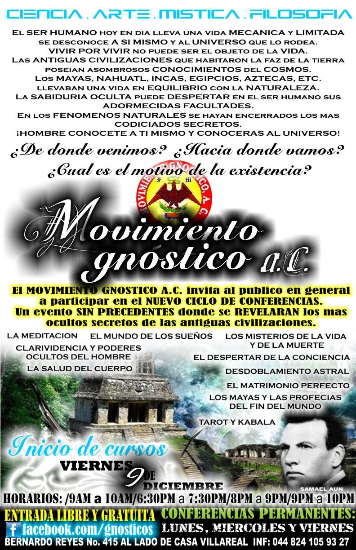 MOVIMIENTO GNOSTICO A.C.