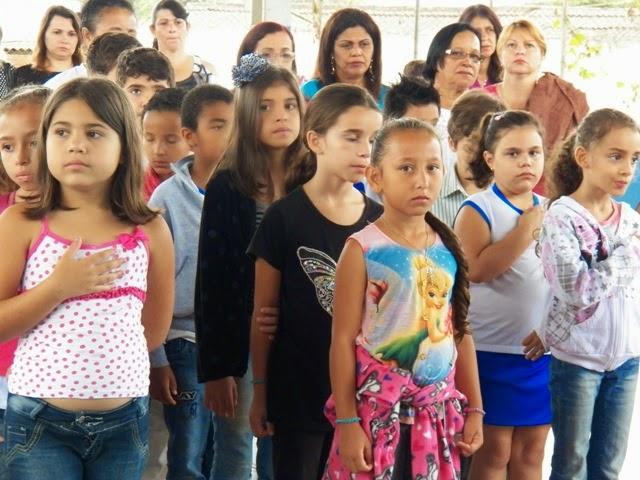 140 alunos da rede municipal participam de Concurso de Desenho, Leitura e Redação