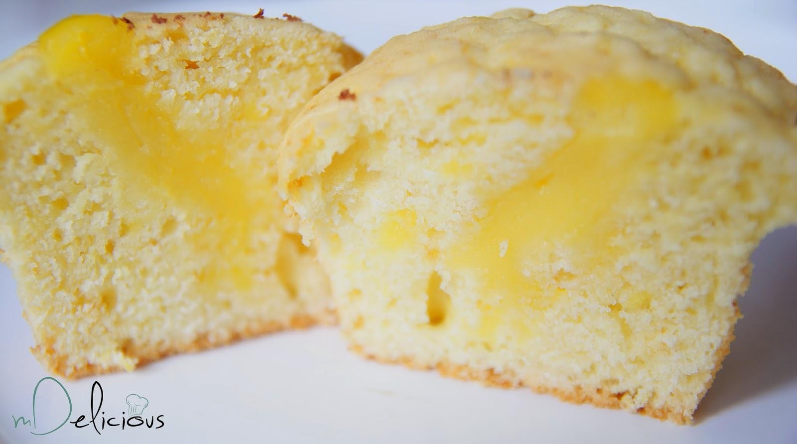 muffiny jogurtowe, muffinki cytrynowe, muffinki z lemon curd, babeczki cytrynowe, babeczki jogurtowe