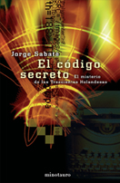 """Portada del libro """"El código Secreto"""", de Jordi Sabaté"""