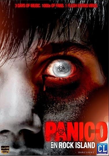 Pânico nas Ilhas Rochosas – Dublado (2011)