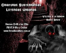 Criaturas Subterraneas Leyendas Urbanas