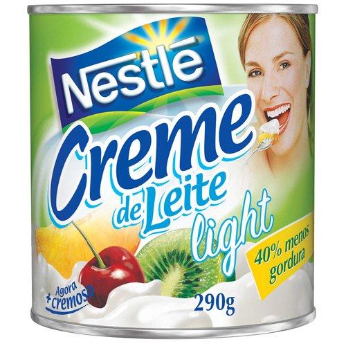 Creme de Leite Nestle Creme de Leite Sem Soro