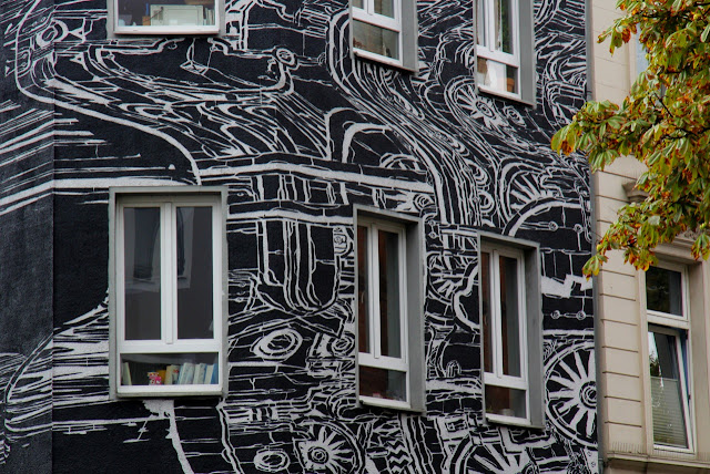 Street Art By German Artist M-City In Cologne, Germany For CityLeaks. 7