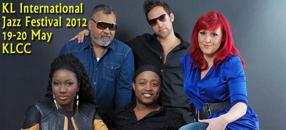 KL Jazz Festival 2012