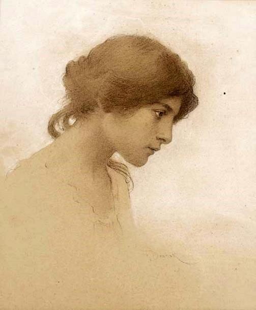 franz dvorak portrait