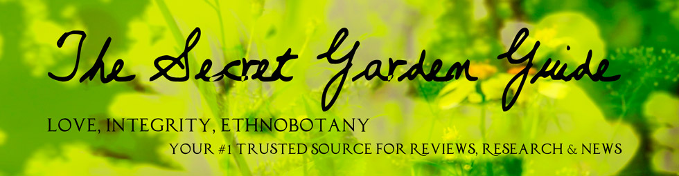 The Secret Garden Guide: #1 Source for Kratom Reviews