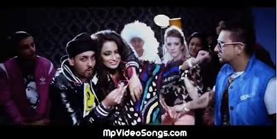 Watch Online youtube Gal Mitro (Nindy Kaur Feat. Raftaar) HD Mp4 Video Song