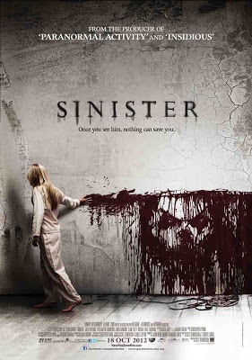 Sinister 2012 film movie poster keyart