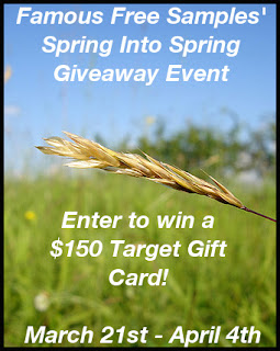 Win $150 Target Gift Card Giveaway