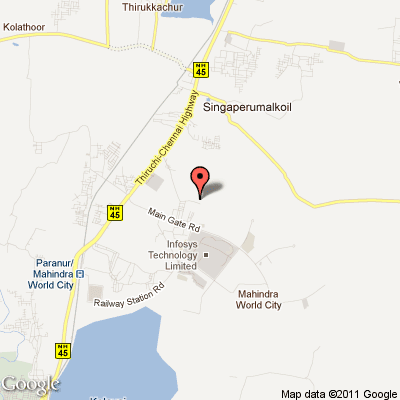 Tech mahindra chennai office address view map gumiabroncs Gallery