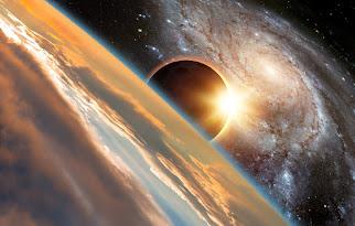 Sonnenfinsternis ~ Galaktischer Reset ~ Meg Benedicte ~ 28. Juni 2019