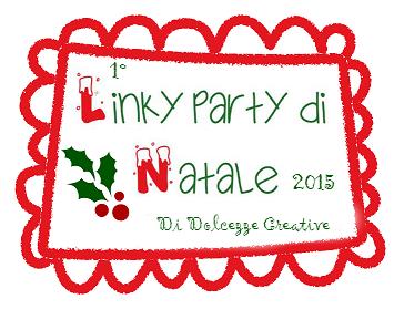 Ultimi giorni fino al 19 dicembre 2015 1° link party di Natale