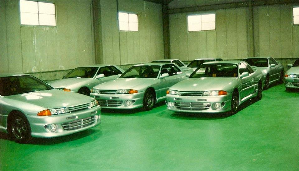 HKS cars, Zero-R, japońskie samochody po tuningu, チューニングカー, 写真, bilder, fotografie, fotky