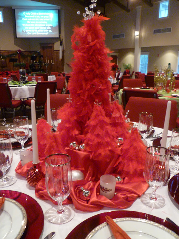 Only From Scratch Christmas Tablescapes