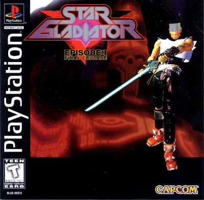 Super Compactado Star Gladiator PS1