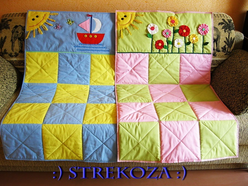 Как сшить детское одеяло своими руками на выписку 2