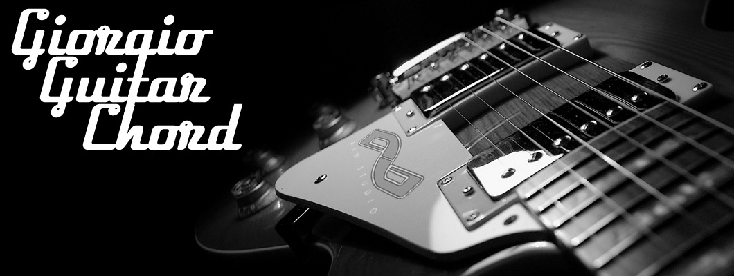Giorgio Izas: Guitar Chord