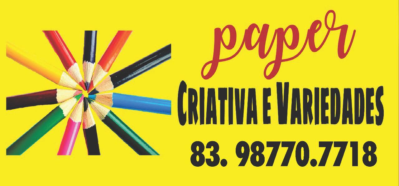 Paper Criativa e Variedades