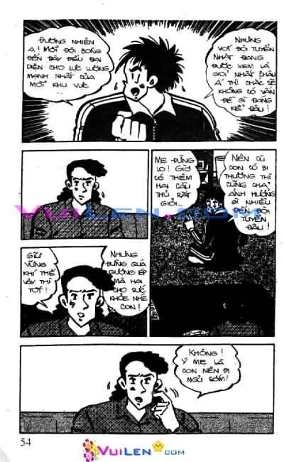Jindodinho - Đường Dẫn Đến Khung Thành III Tập 63 page 54 Congtruyen24h