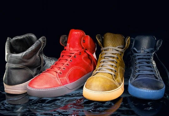 Put your best foot forward with High-top shoes this summer!
