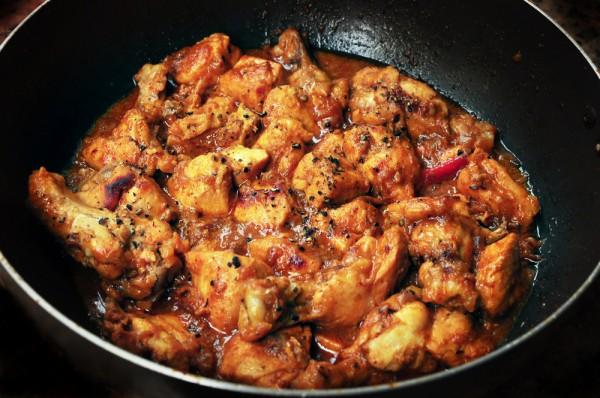 resepi ayam masak black pepper
