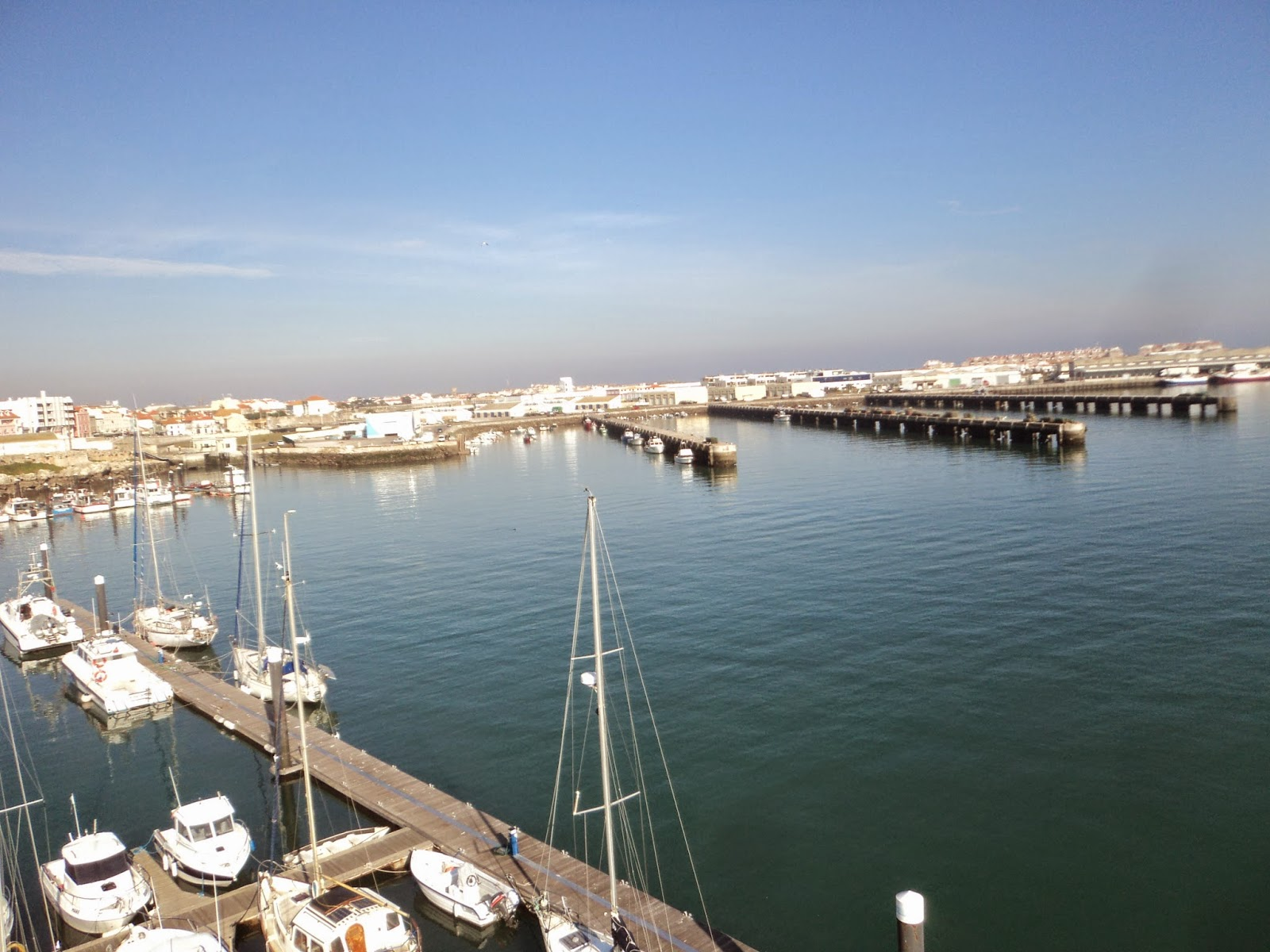 Port of Peniche