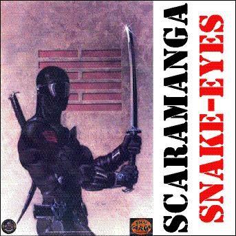Scaramanga – Snake Eyes (CD) (2005) (320 kbps)