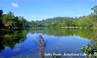 India Travel - Kodaikanal Lake