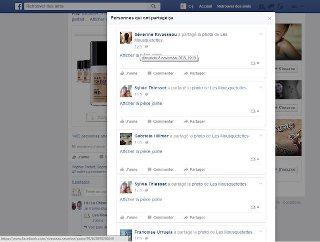 Tutoriel du lecteur d'un blog beauté pas comme les autres... pour participer aux concours - Les Mousquetettes©