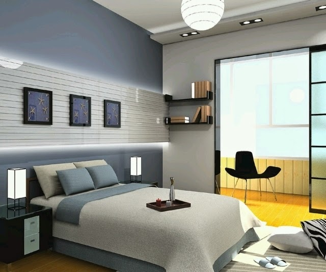 wall painting ideas for apartments bedrooms