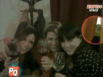 Eugenia Tobal asegura que se sacó una foto con un fantasma 4f9f7636a8a5d_330_!