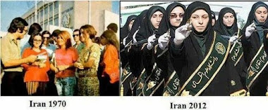 Iran: Then and now.