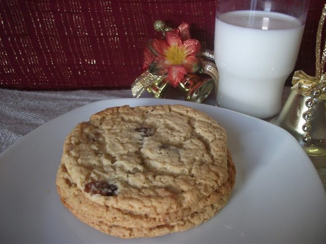 Fruity Mincemeat Cookies