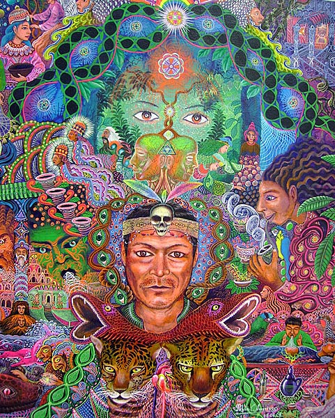 how to become an ayahuasca shaman