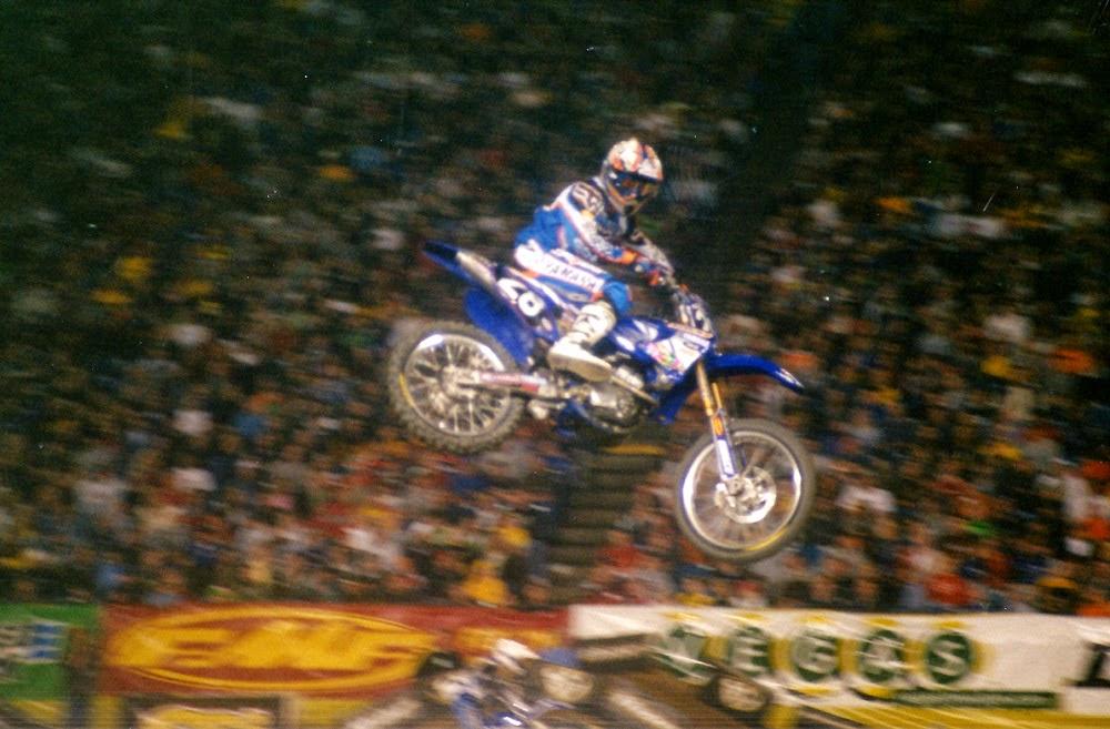 Nathan Ramsey Pontiac Supercross 2001